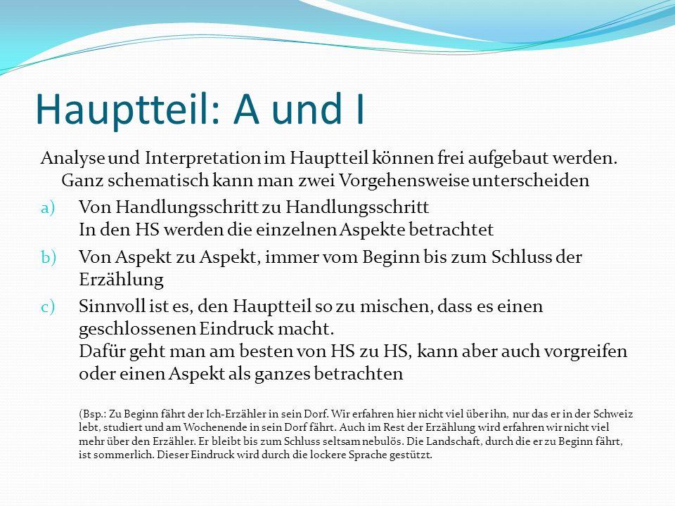 Arbeitsblatt Interpretation Kurzgeschichte : Interpretation kurzgeschichte ppt video online