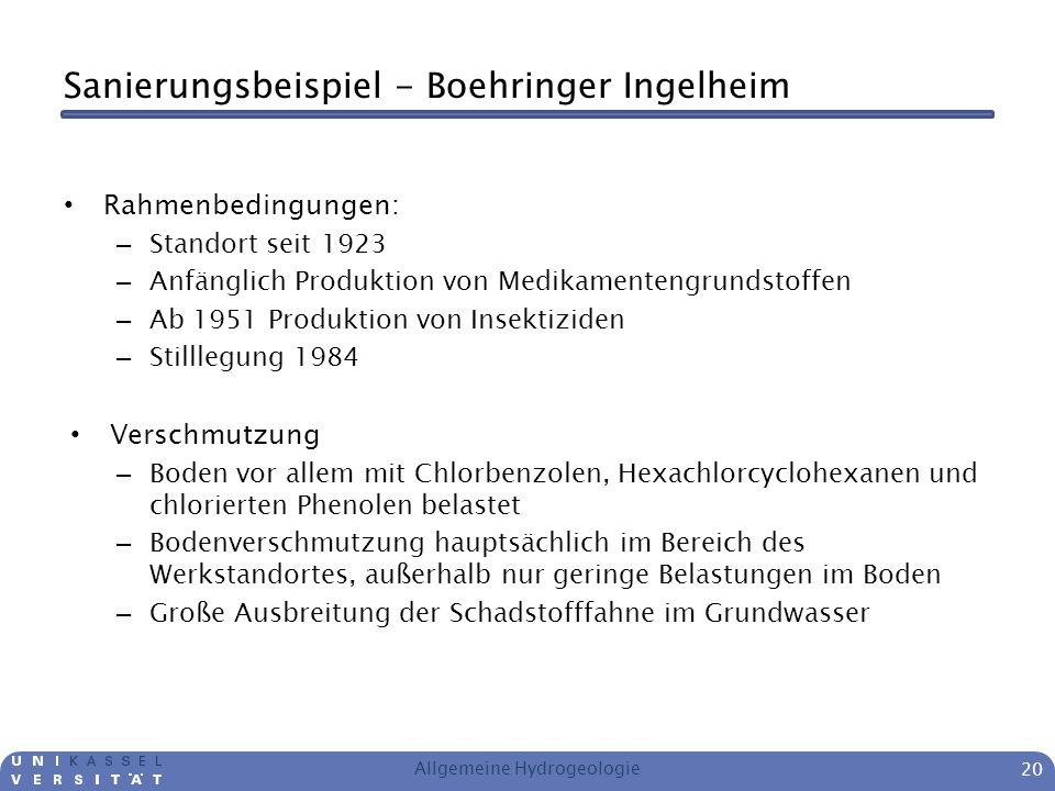 Sanierungsbeispiel - Boehringer Ingelheim