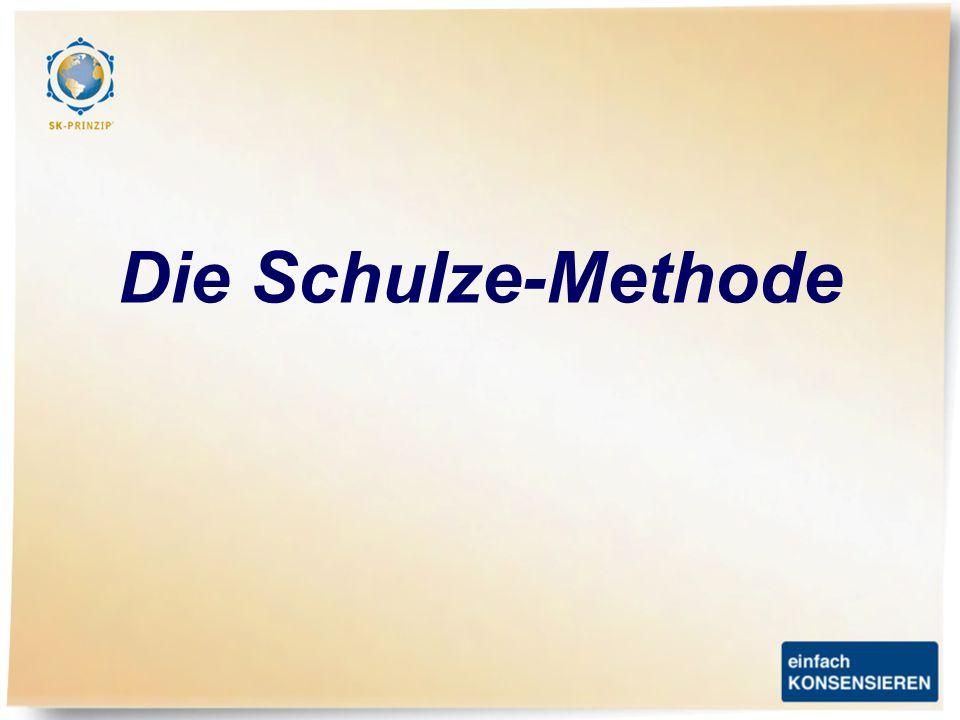 Die Schulze-Methode Geschichte der Projektschule