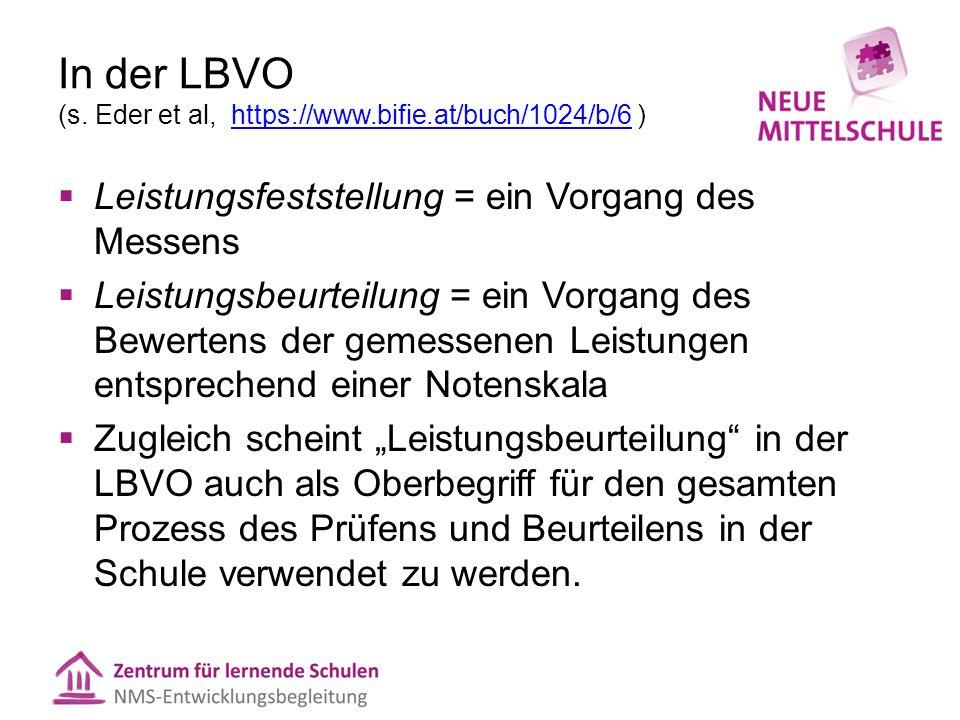 In der LBVO (s. Eder et al, https://www.bifie.at/buch/1024/b/6 )