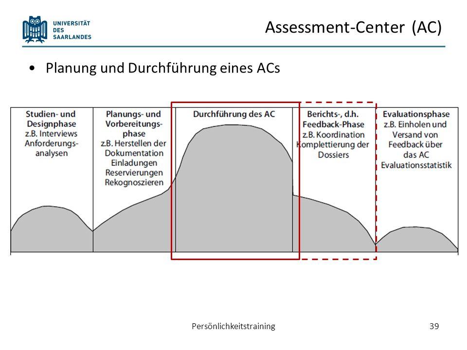 Assessment-Center (AC)