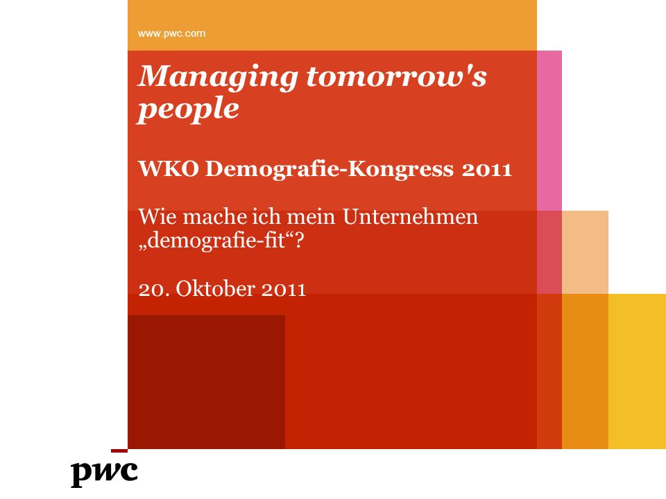Managing tomorrow s people
