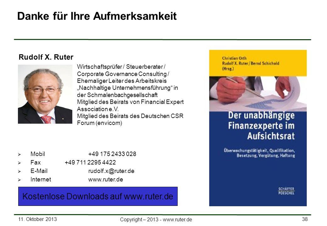 Kostenlose Downloads auf www.ruter.de