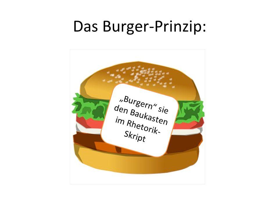 """Burgern sie den Baukasten im Rhetorik-Skript"
