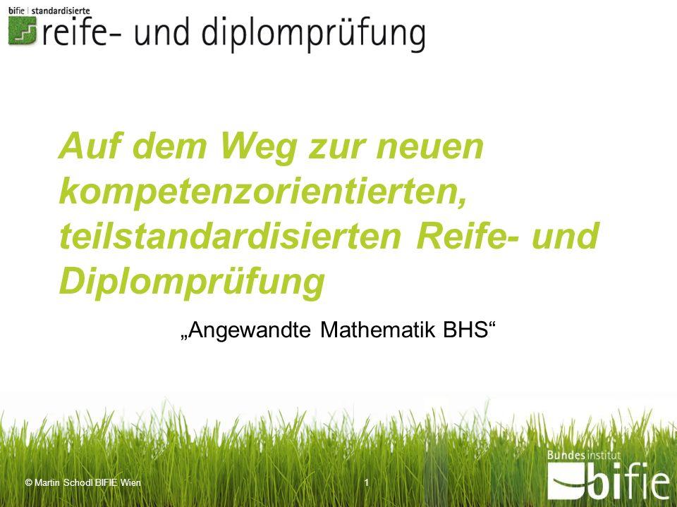 """Angewandte Mathematik BHS"
