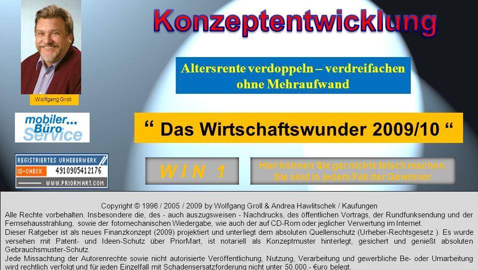 Das Wirtschaftswunder 2009/10