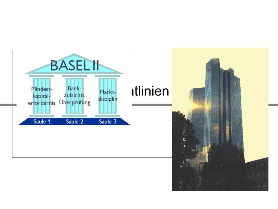 Kreditvergaberichtlinien Basel II