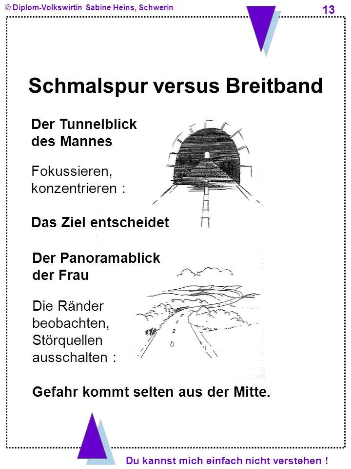 Schmalspur versus Breitband