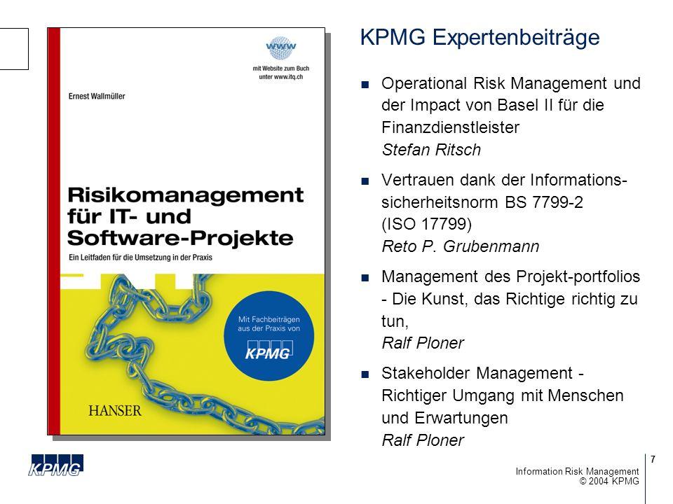 KPMG Expertenbeiträge