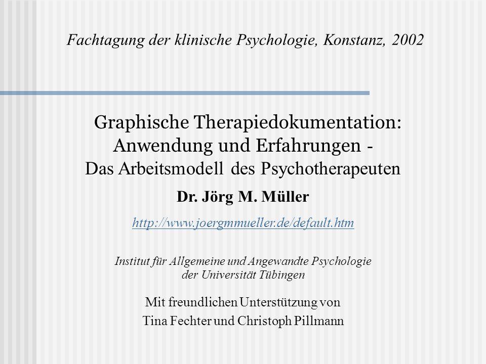 Fachtagung der klinische Psychologie, Konstanz, 2002