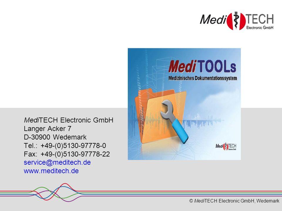 MediTECH Electronic GmbH