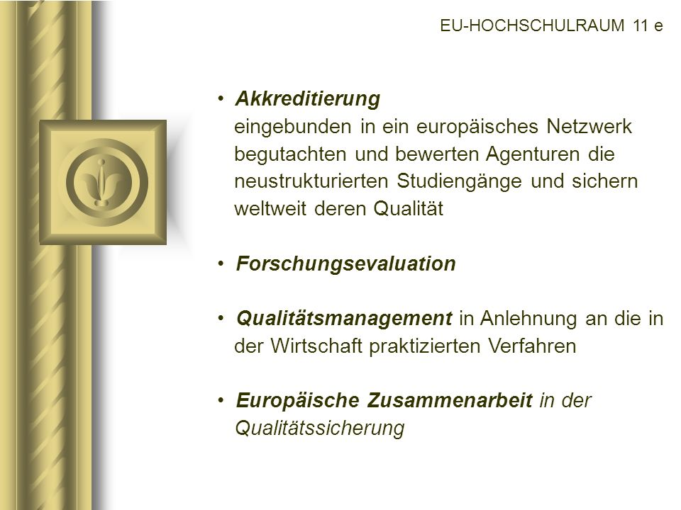 Forschungsevaluation