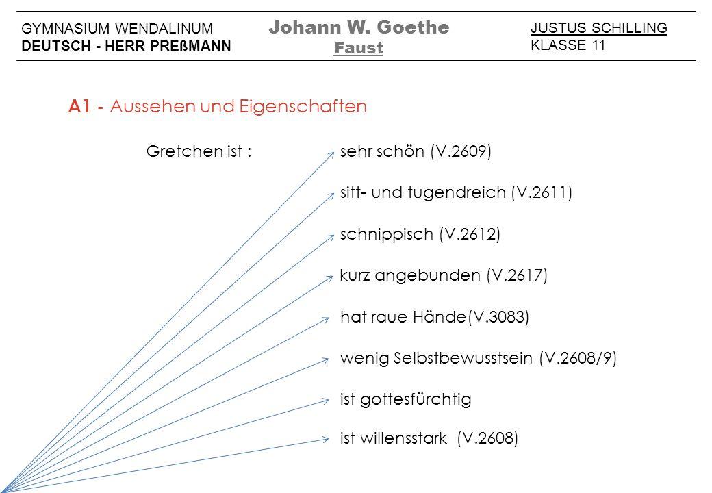 A1 - Aussehen und Eigenschaften