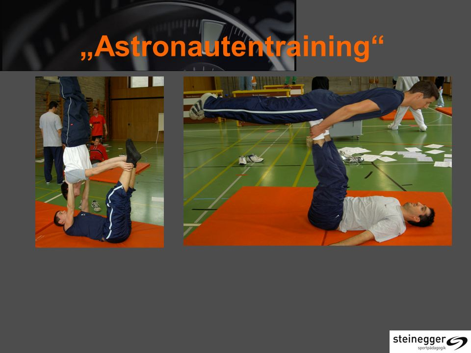 """Astronautentraining"