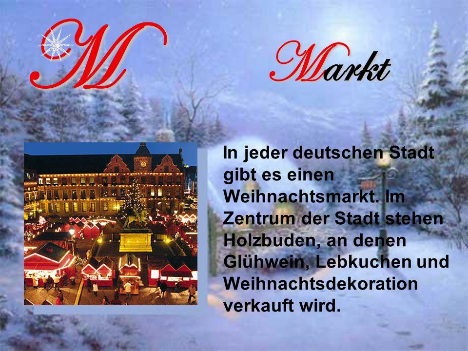 M Markt.