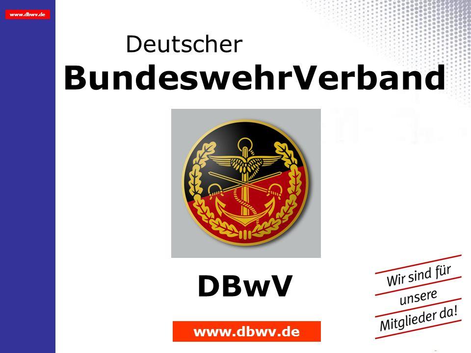 Deutscher BundeswehrVerband DBwV www.dbwv.de 28.03.2017
