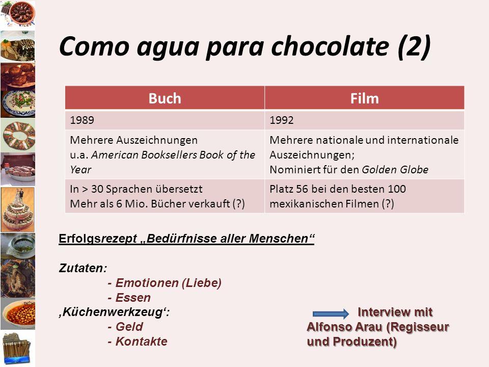 Como agua para chocolate (2)