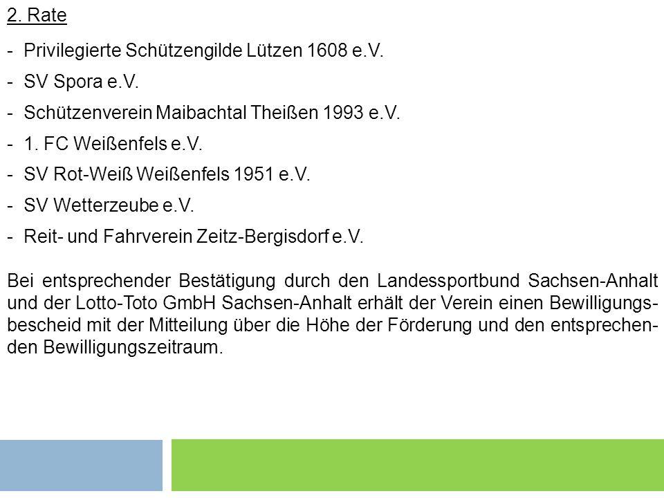 Privilegierte Schützengilde Lützen 1608 e.V. SV Spora e.V.