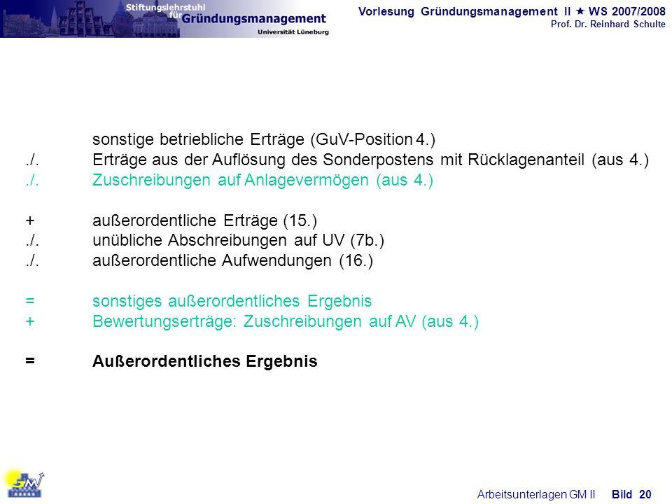 sonstige betriebliche Erträge (GuV-Position 4.)