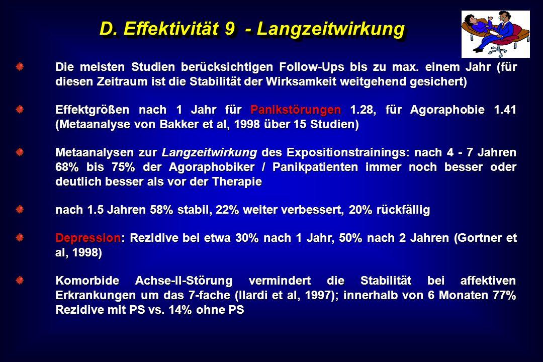 D. Effektivität 9 - Langzeitwirkung