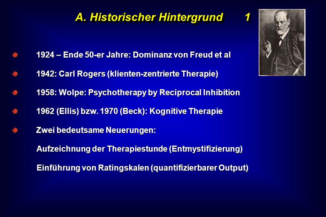 A. Historischer Hintergrund 1