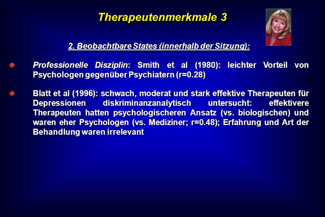 2. Beobachtbare States (innerhalb der Sitzung):