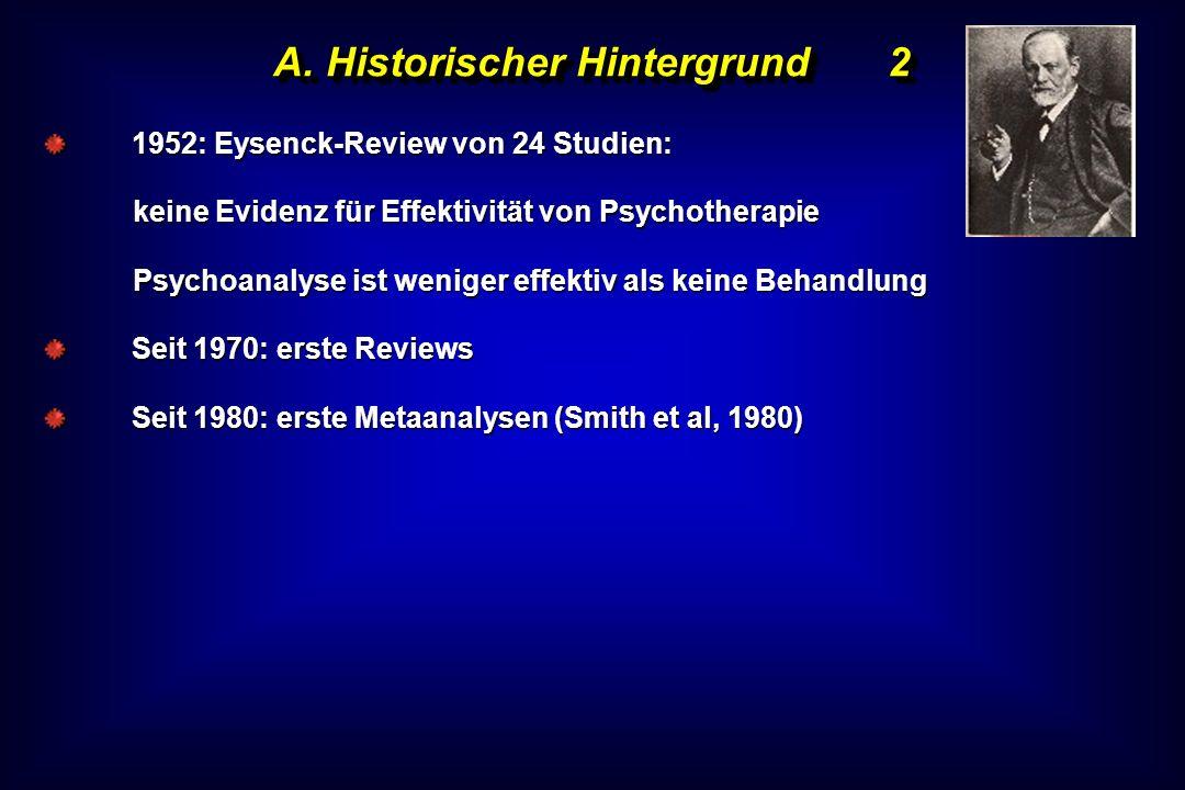 A. Historischer Hintergrund 2