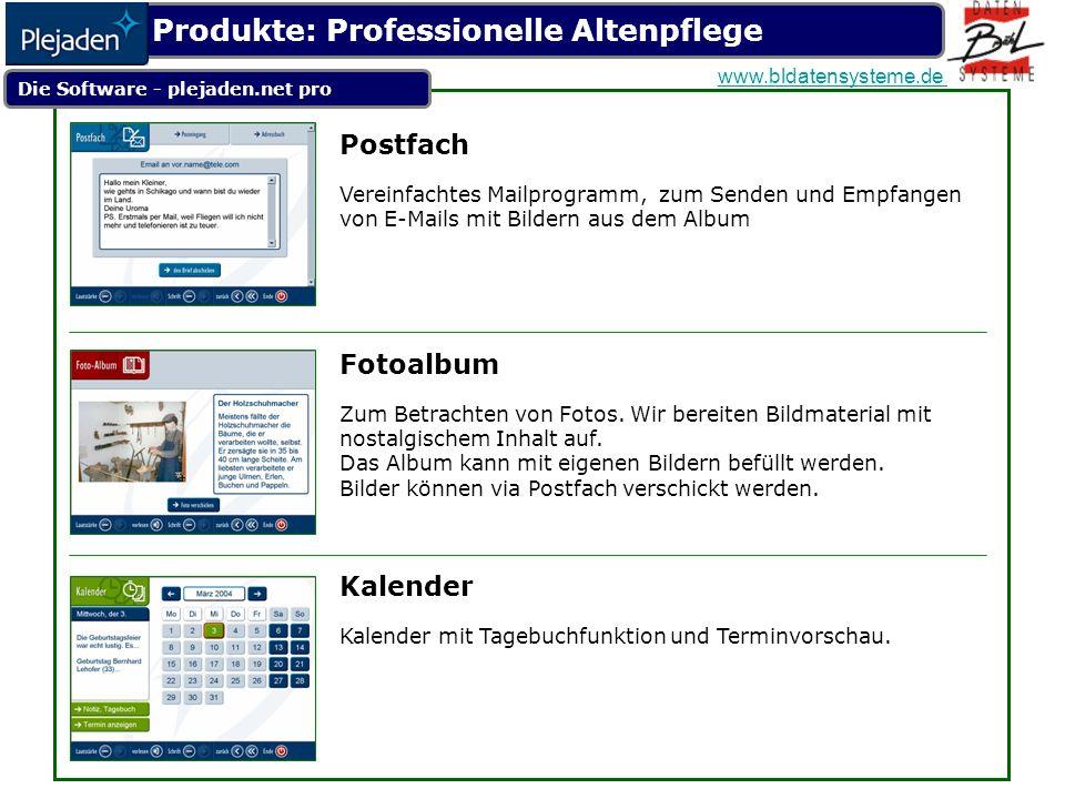 Produkte: Professionelle Altenpflege