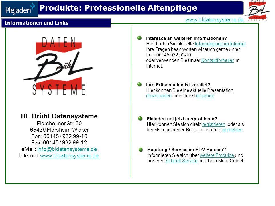 Internet: www.bldatensysteme.de