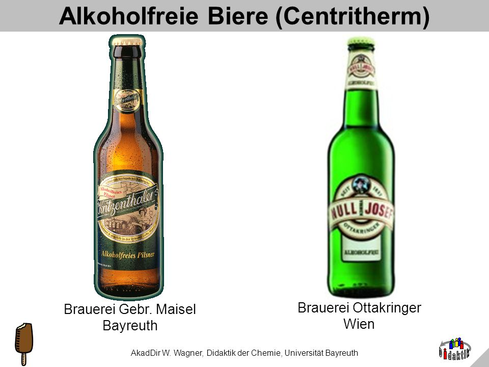 Alkoholfreie Biere (Centritherm)