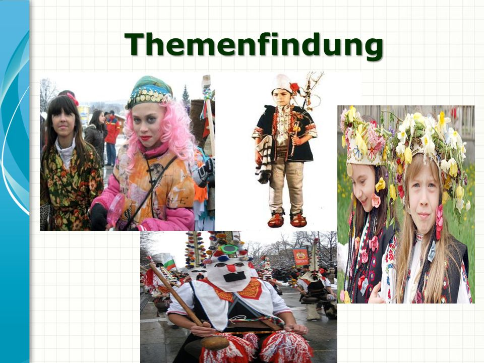 Themenfindung
