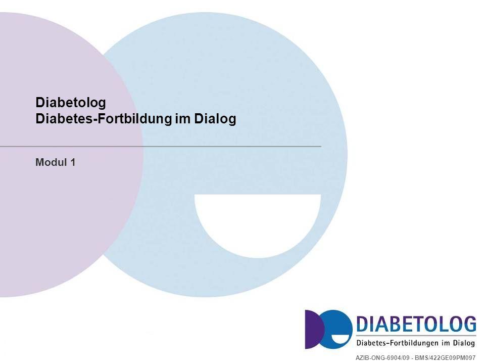 Diabetolog Diabetes-Fortbildung im Dialog