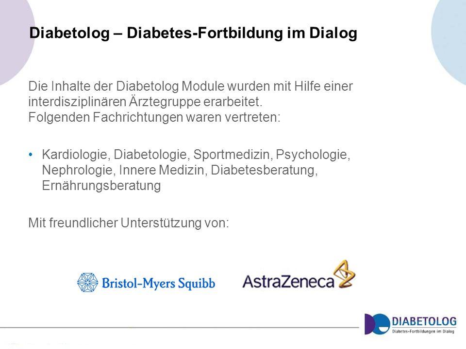 Diabetolog – Diabetes-Fortbildung im Dialog