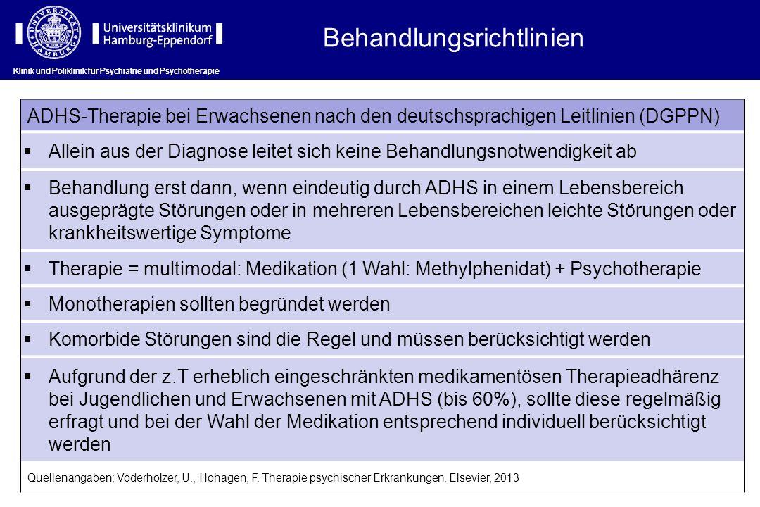 Behandlungsrichtlinien