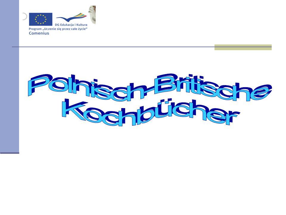 Polnisch-Britische Kochbücher 1