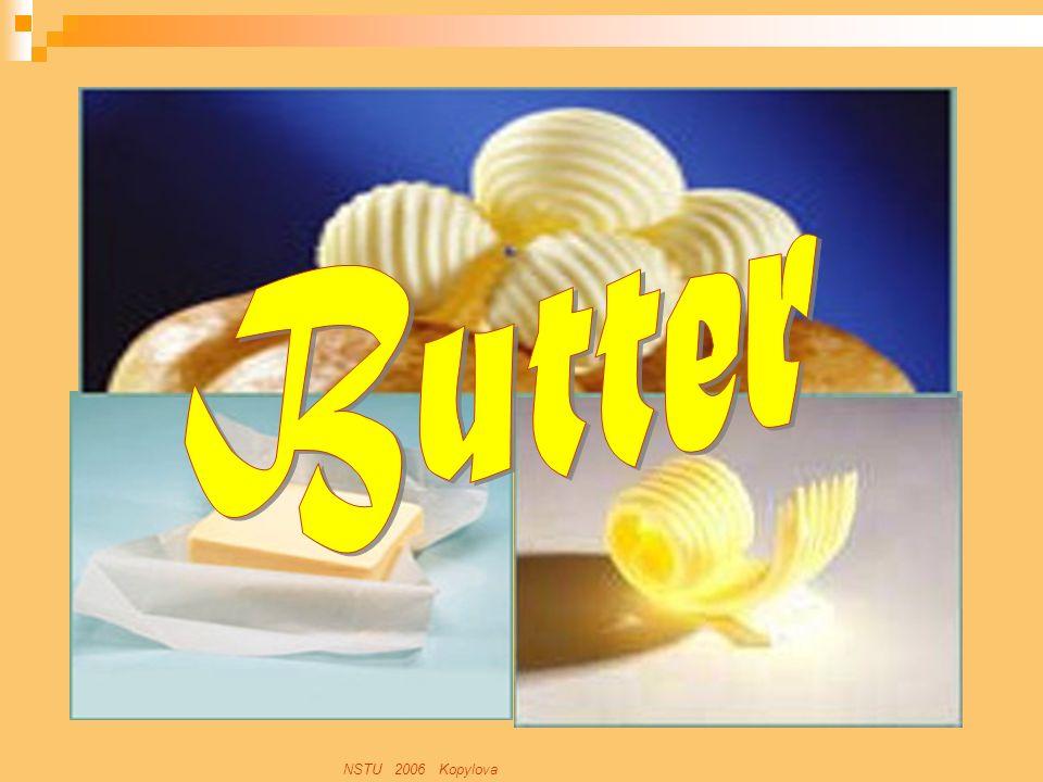 Butter NSTU 2006 Kopylova