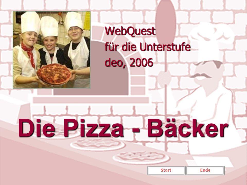 WebQuest für die Unterstufe deo, 2006