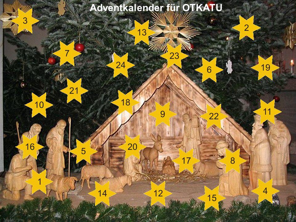 Adventkalender für OTKATU