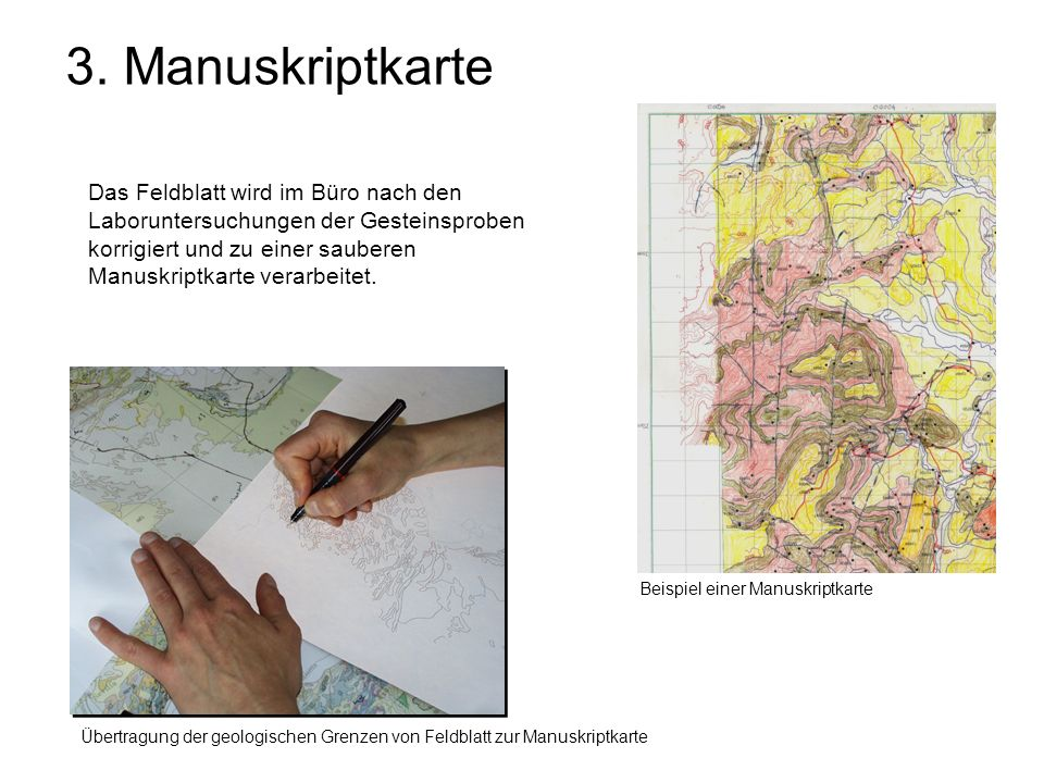 3. Manuskriptkarte