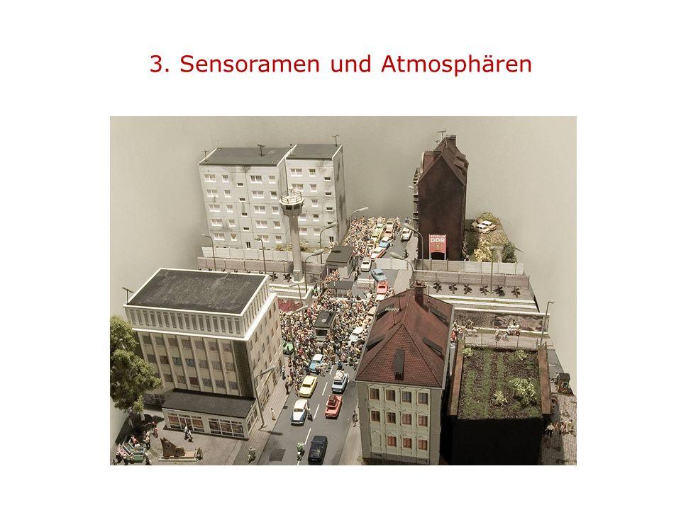 3. Sensoramen und Atmosphären