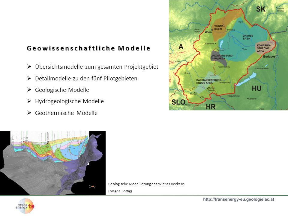 Geowissenschaftliche Modelle