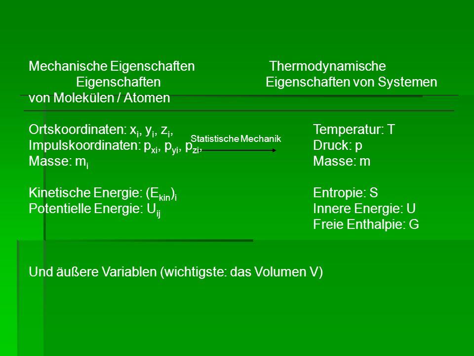 Ortskoordinaten: xi, yi, zi, Temperatur: T