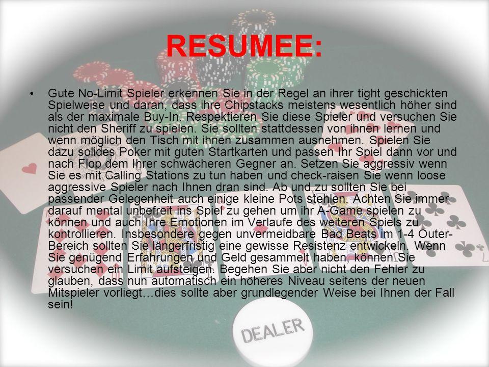 RESUMEE: