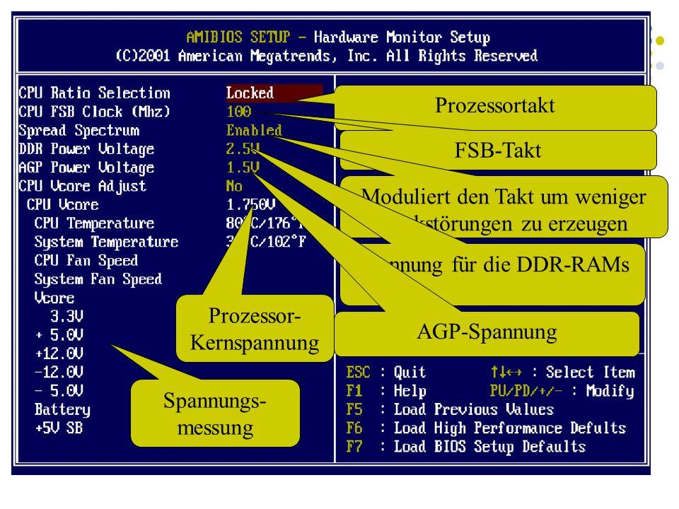 Hardware- Überwachung