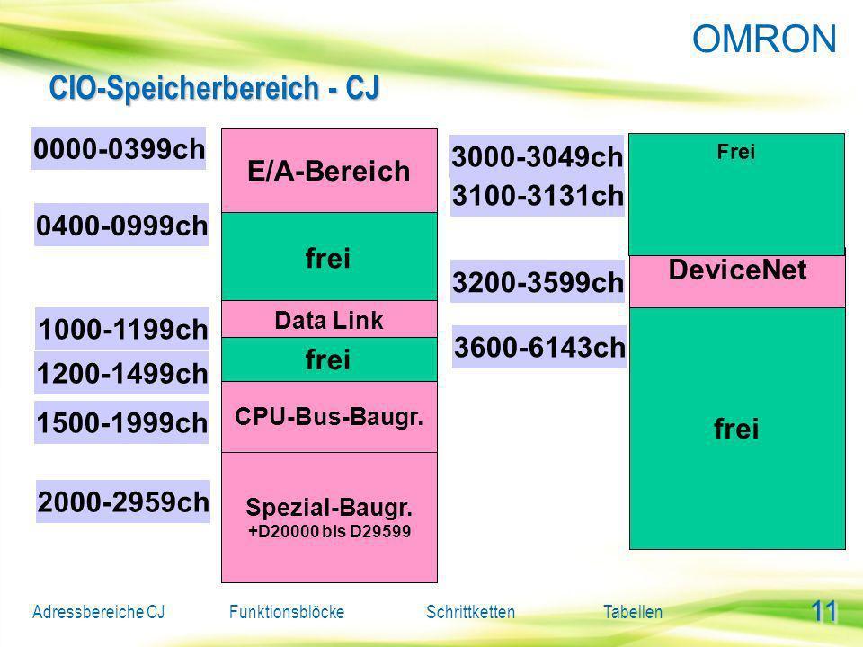 CIO-Speicherbereich - CJ