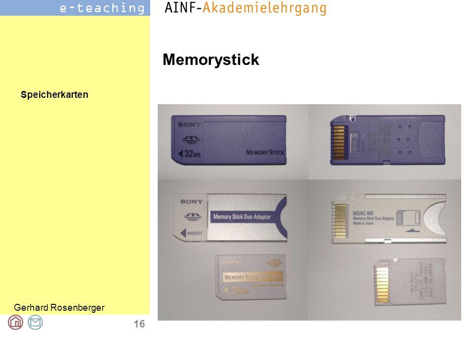 Memorystick