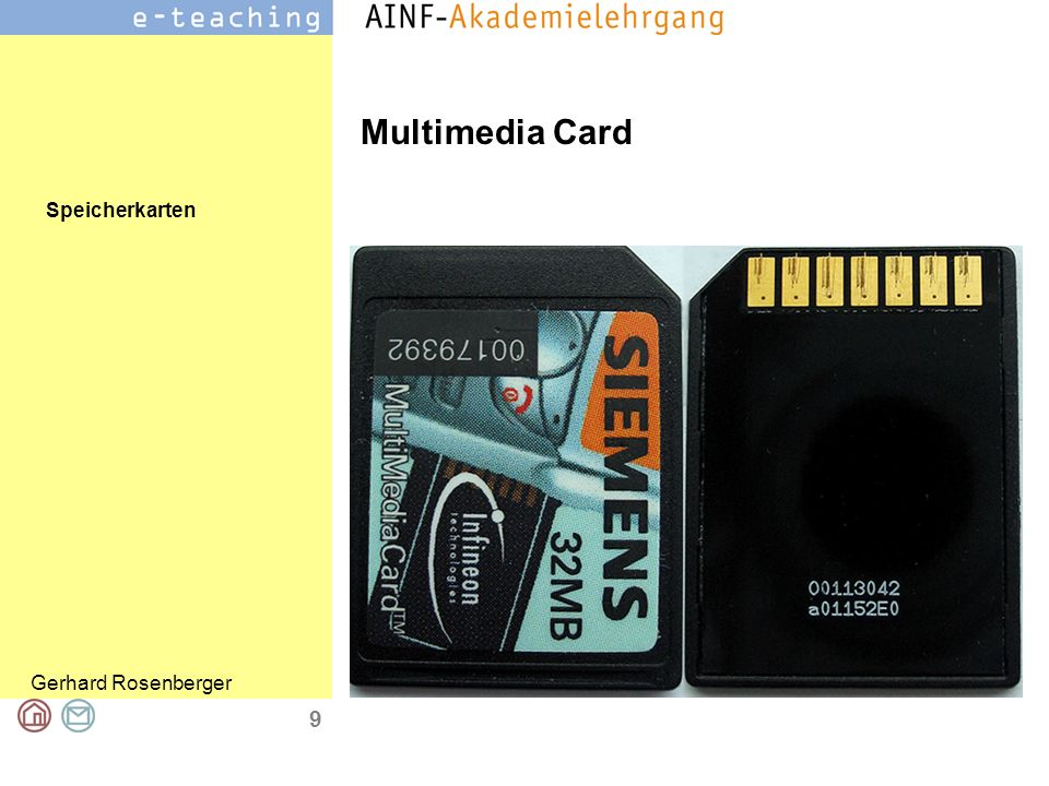 Multimedia Card