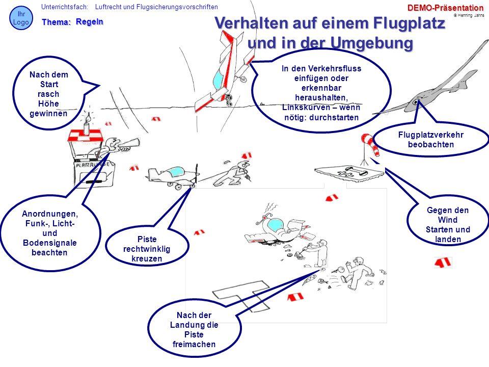 Luftrecht und Flugsicherungsvorschriften