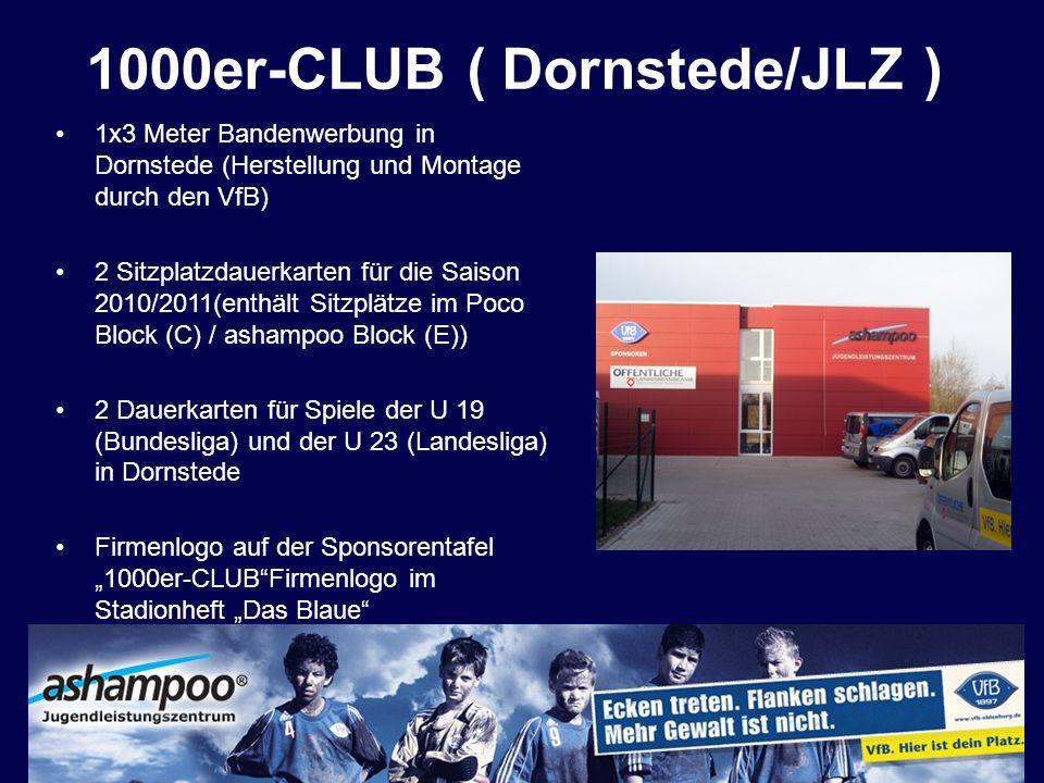 1000er-CLUB ( Dornstede/JLZ )