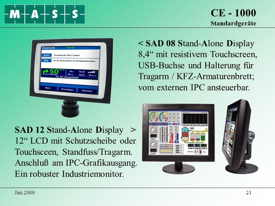 CE - 1000 Standardgeräte